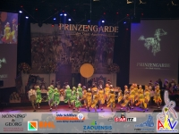 Sitzung Prinzengarde 10. Januar 2015