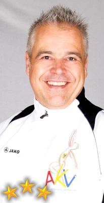 Trainer und Choreograph: Bernd Marx